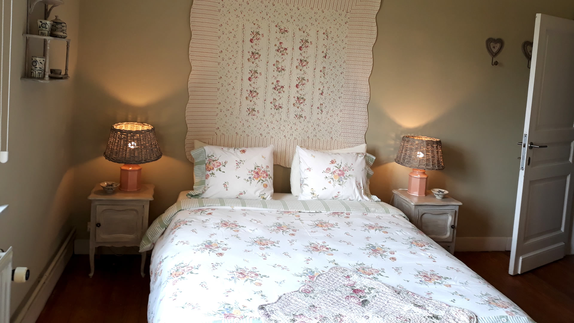 Bed & Breakfast Les Glaneuses in Biesme